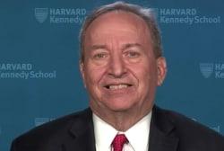 Fmr. Treasury Secy. Larry Summers talks trade war fears