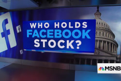 Three Lawmakers set to grill Zuckerberg hold Facebook stock
