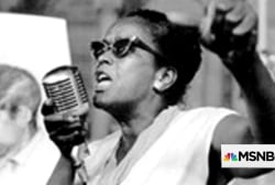 Civil Rights activist Ella Baker is a Monumental American