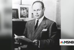 Blood bank inventor Dr. Charles Drew is a Monumental American