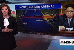 The North Korean Arsenal and their nuclear program