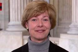 Sen. Tammy Baldwin talks Facebook and Trump's potential response to Syria