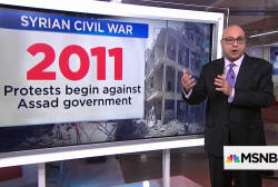 The Toll of the Syrian Civil War by the Numbers