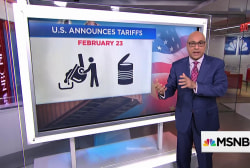 Timeline of US and China's tit-for-tat tariffs