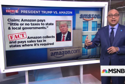 For Fact's Sake: Amazon not to blame for Post Office's problems
