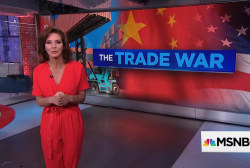Which products are affected by U.S. and China tariffs?