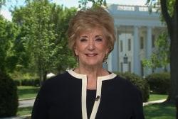 SBA Administrator Linda McMahon on marking National Small Business Week