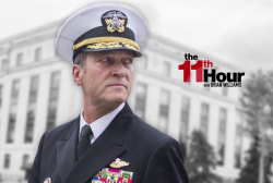 Trump's VA nominee Ronny Jackson facing misconduct allegations