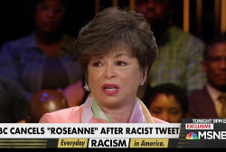 Rev. Sharpton: Roseanne tweet shows Trump 'normalizing' racism