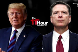 Uncovered secret memo could shed more light on Trump firing Comey