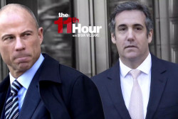 Stormy's lawyer: Trump atty. Cohen got $500K from Moscow oligarch