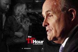 Giuliani: Trump porn star repayment didn't violate campaign laws