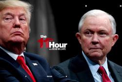 Rpt: Trump repeatedly told Sessions to undo Russia probe recusal