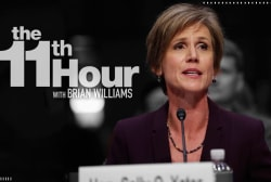 One year later: the lessons from Sally Yates' testimony