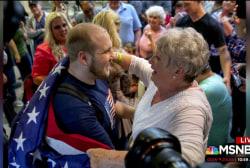 #BIGPICTURE: Josh Holt, American held in Venezuela, returns home