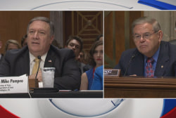 Pompeo discusses North Korea summit cancellation at Senate hearing