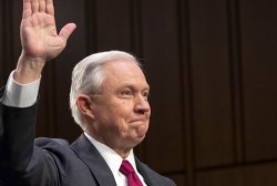 Axios: Trump repeatedly pressured Sessions on Mueller Probe