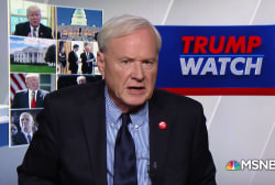 Matthews: Trump dredges up the worst in our history