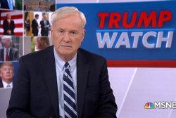 Matthews: Trump wants to distract public from Mueller Probe