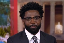 Donté Stallworth: NFL owners are kowtowing to Trump