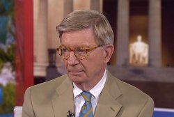 George Will slams Pence as 'worse than Trump'