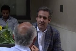Cohen told companies he had 'best relationship' w/ Trump