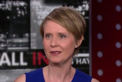 Cynthia Nixon: We need to elect better Dems, not just more