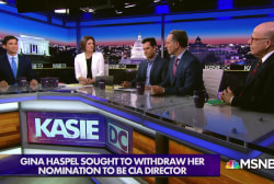 Haspel will not withdraw her nomination for CIA Director