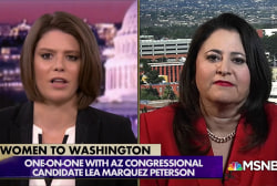 Marquez Peterson: Trump's 'animals' comment not racist