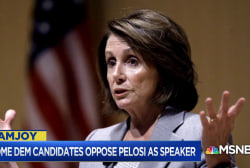 Don't Democrats know what they have in Pelosi?
