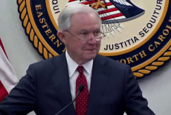 Rpt: Trump pressured Sessions to retake control of Russia probe 4 times