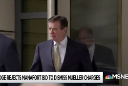 Bad day for Manafort as judge points out his deep Russia ties