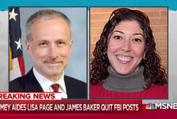 Former James Comey aides attacked by Trump resign from the FBI