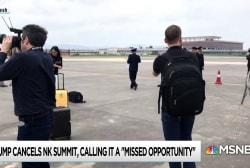 Trump haphazard N.K. summit dump put journalists in wanton danger