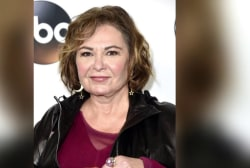 ABC cancels 'Roseanne' after Barr's racist tweets