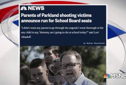 Parkland Parents turn pain into public service