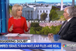 Moniz: 'Of course we knew' Iran had a weapons program