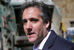 Michael Cohen in deeper than we knew