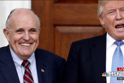 Joe: Giuliani scored cheap political point