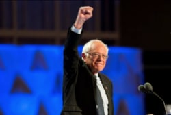 Despite losing in 2016, Bernie prevailed, book argues