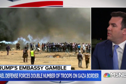 Keyes: Israel uses bullets on protestors to 'protect our people'