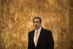 What will Michael Cohen's seized documents tell investigators?