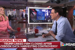 Cambridge Analytica to shutdown after Facebook controversy