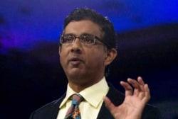 Trump announces official pardon for Dinesh D'Souza