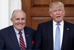 Rucker: Giuliani distracting from Trump's 'governing agenda'