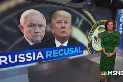 "Trump on Sessions: ""I wish I did"" choose another Attorney General"