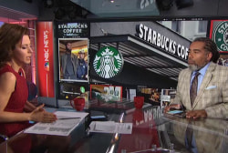 Thompson: Starbucks is 'trying, but it's not enough'