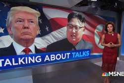 Talking about talks: Is summit with North Korea back on?