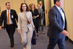 Senate Intel Committee votes to advance Haspel as CIA Director