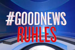 #GoodNewsRuhles: Special hospital Prom visit